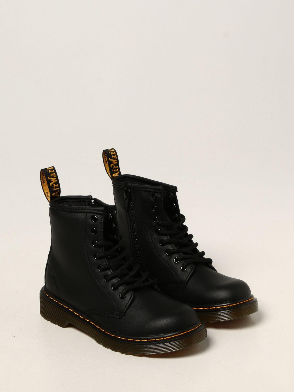 Обувь Dr. Martens: Обувь Детское Dr. Martens черный 2