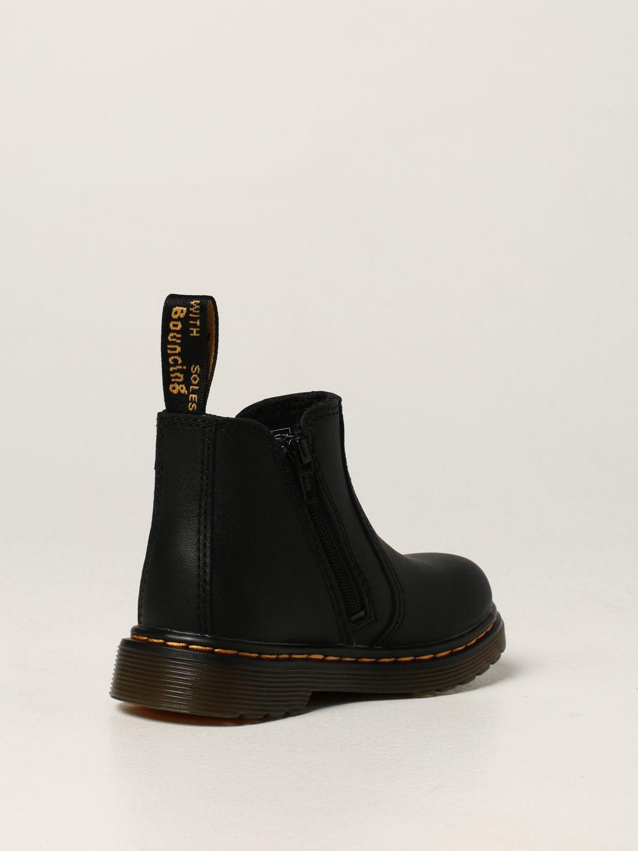 Обувь Dr. Martens: Обувь Детское Dr. Martens черный 3