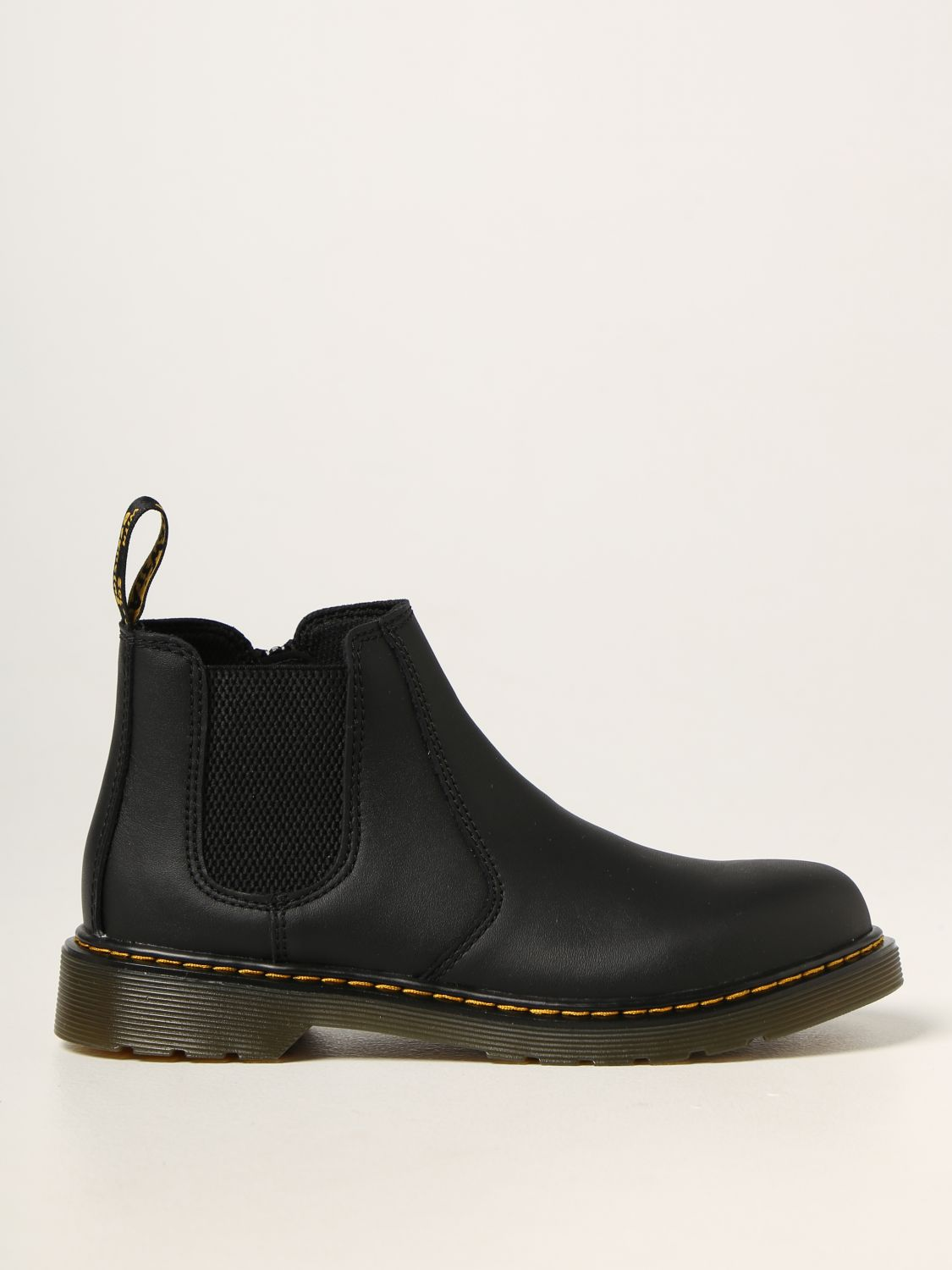 Shoes Dr. Martens: Dr. Martens Banzai ankle boots in brushed leather black 1