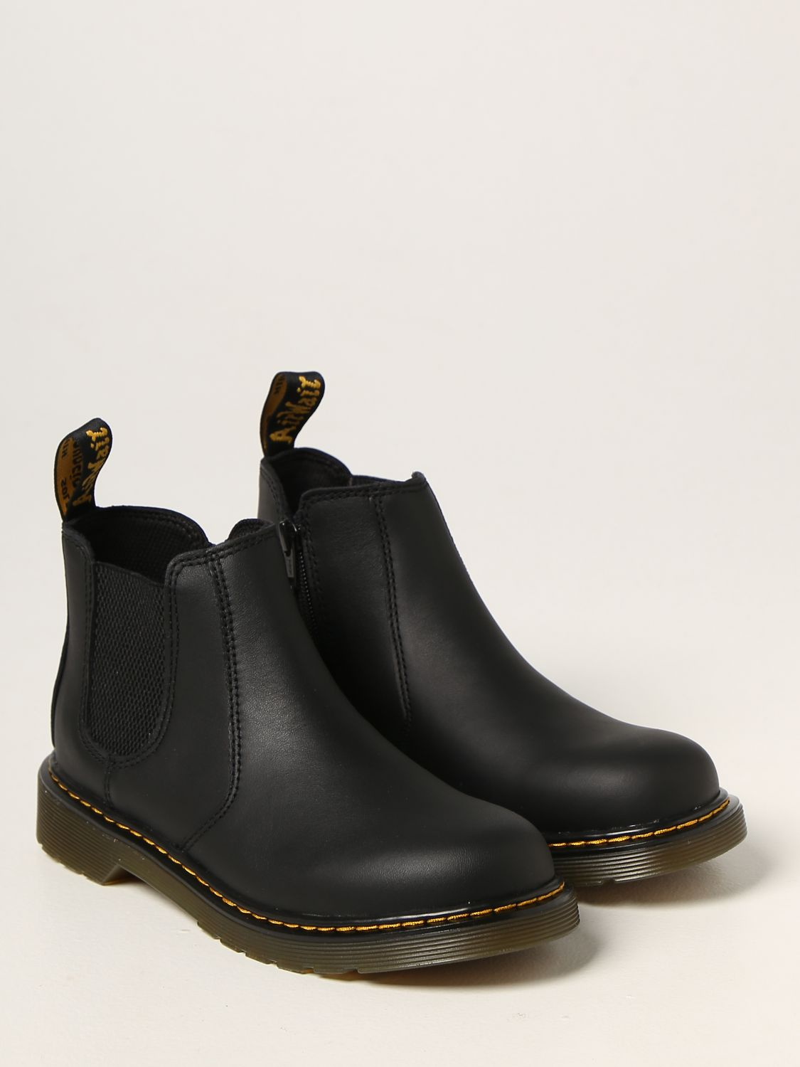 Shoes Dr. Martens: Dr. Martens Banzai ankle boots in brushed leather black 2