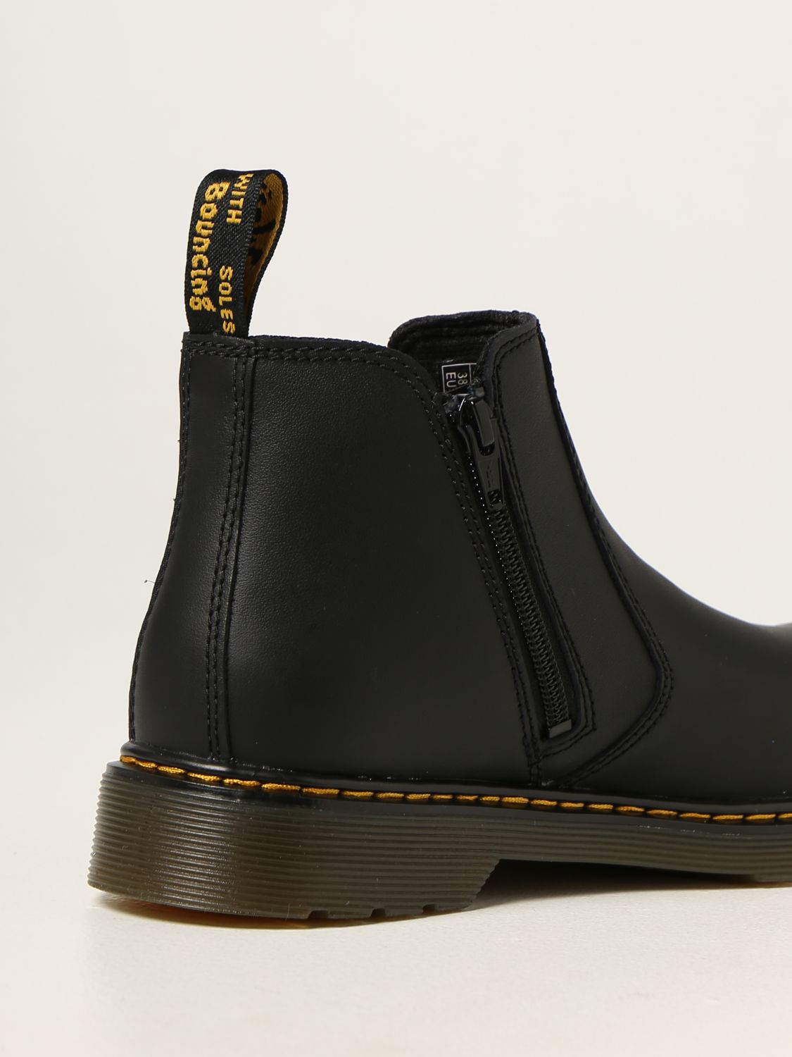 Shoes Dr. Martens: Dr. Martens Banzai ankle boots in brushed leather black 3