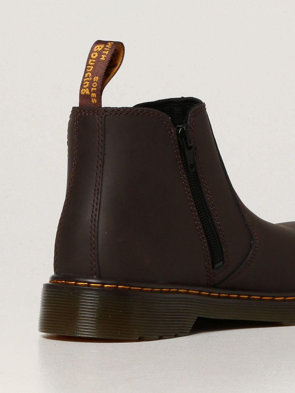 Обувь Dr. Martens: Обувь Детское Dr. Martens коричневый 3