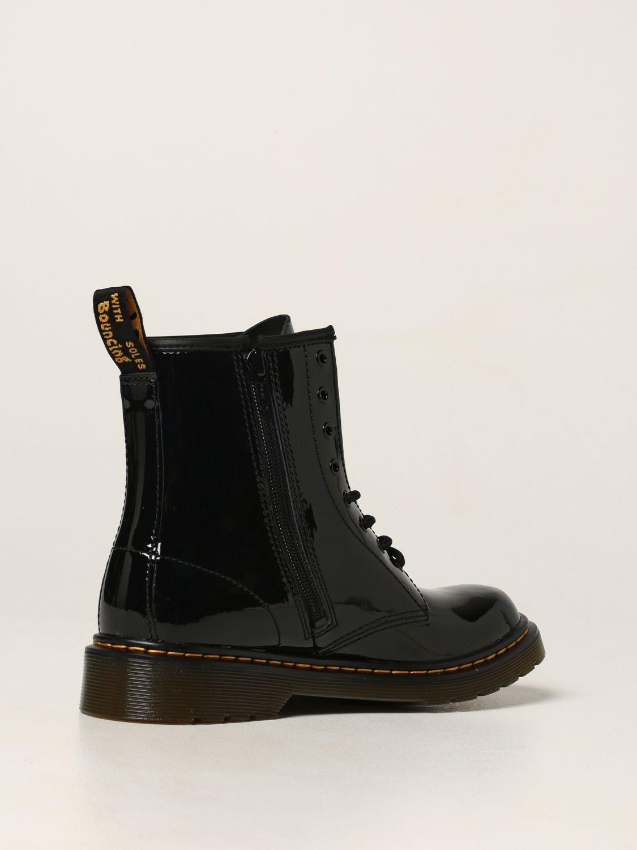鞋履 Dr. Martens: 鞋履 儿童 Dr. Martens 黑色 3