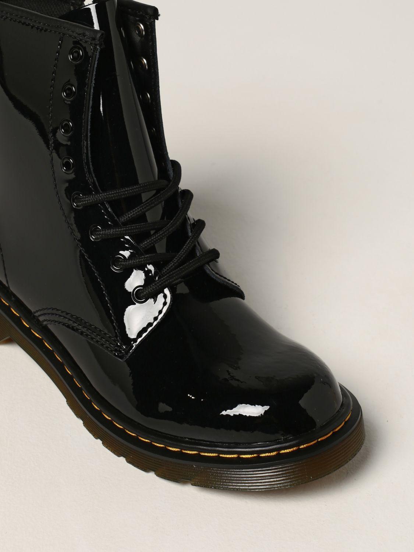 鞋履 Dr. Martens: 鞋履 儿童 Dr. Martens 黑色 4