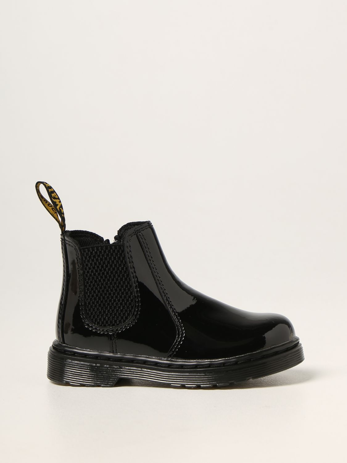 Shoes Dr. Martens: Dr. Martens Chelsea boots in patent leather black 1