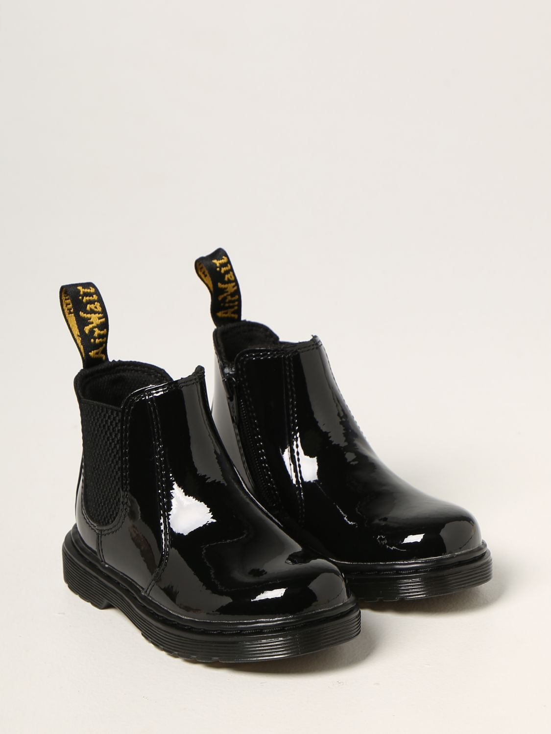 Shoes Dr. Martens: Dr. Martens Chelsea boots in patent leather black 2