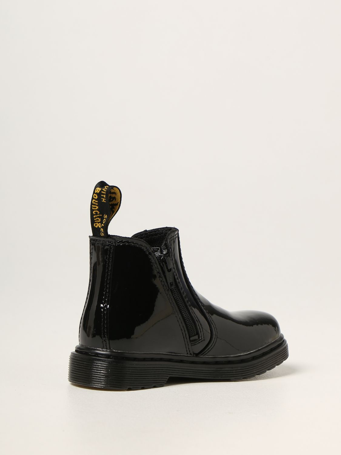 Shoes Dr. Martens: Dr. Martens Chelsea boots in patent leather black 3