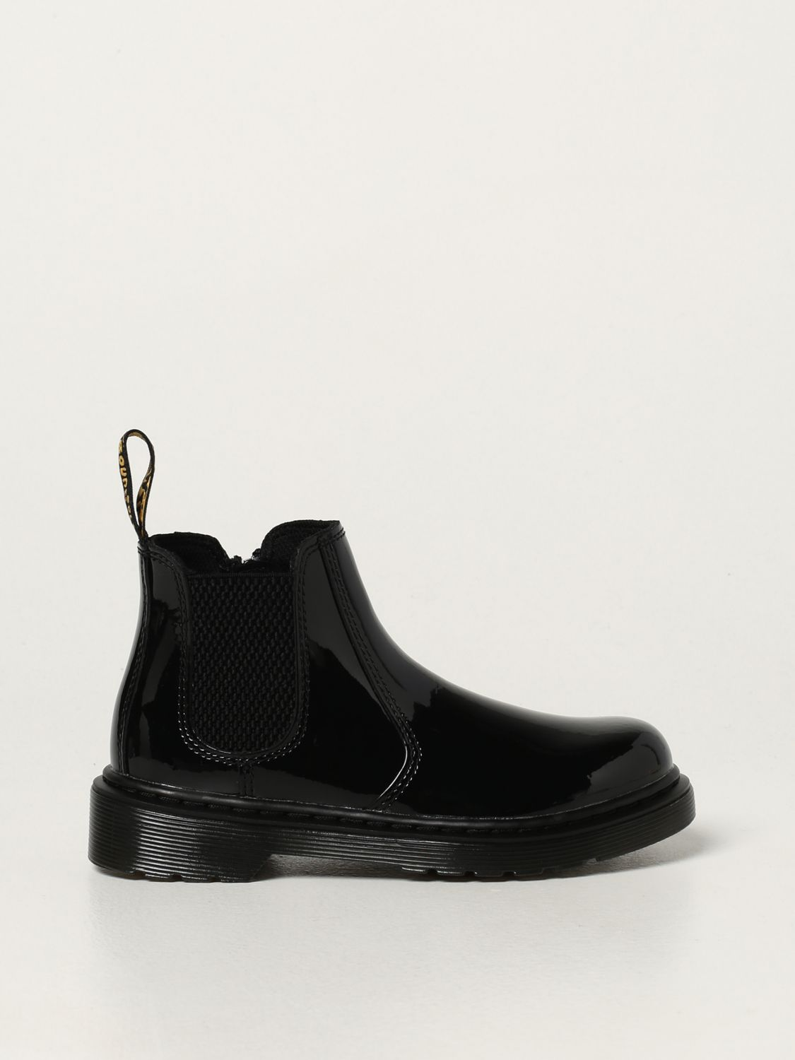 Shoes Dr. Martens: Dr. Martens 2976 Chelsea boots in patent leather black 1
