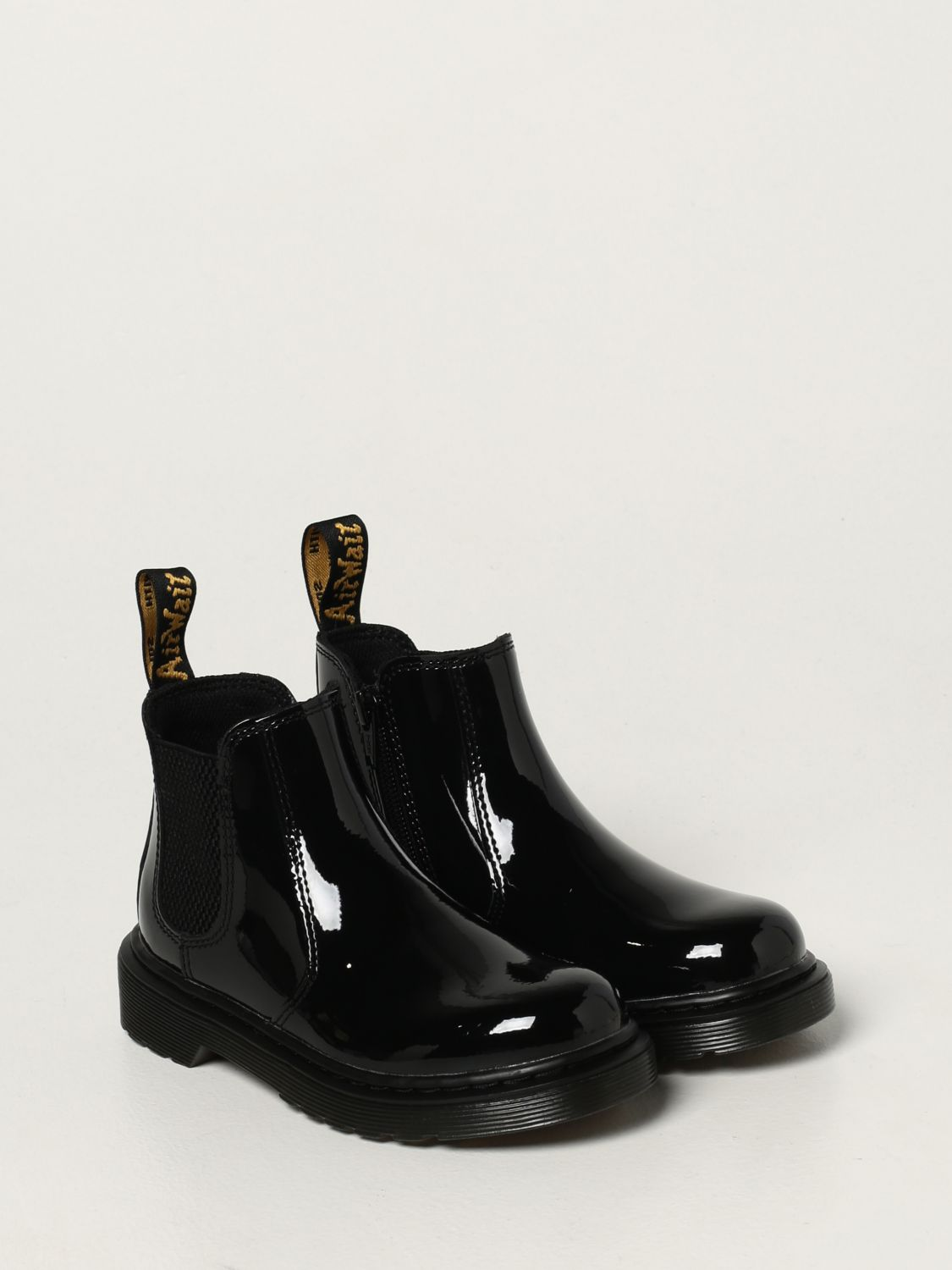Shoes Dr. Martens: Dr. Martens 2976 Chelsea boots in patent leather black 2