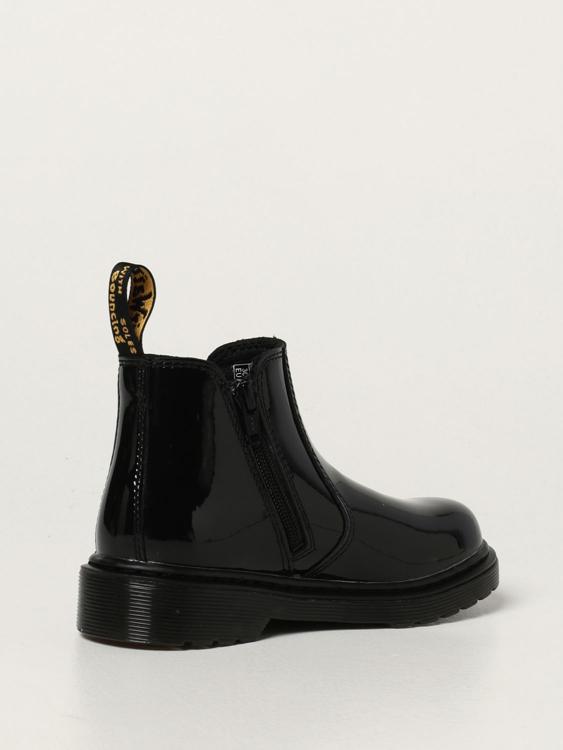 Shoes Dr. Martens: Dr. Martens 2976 Chelsea boots in patent leather black 3