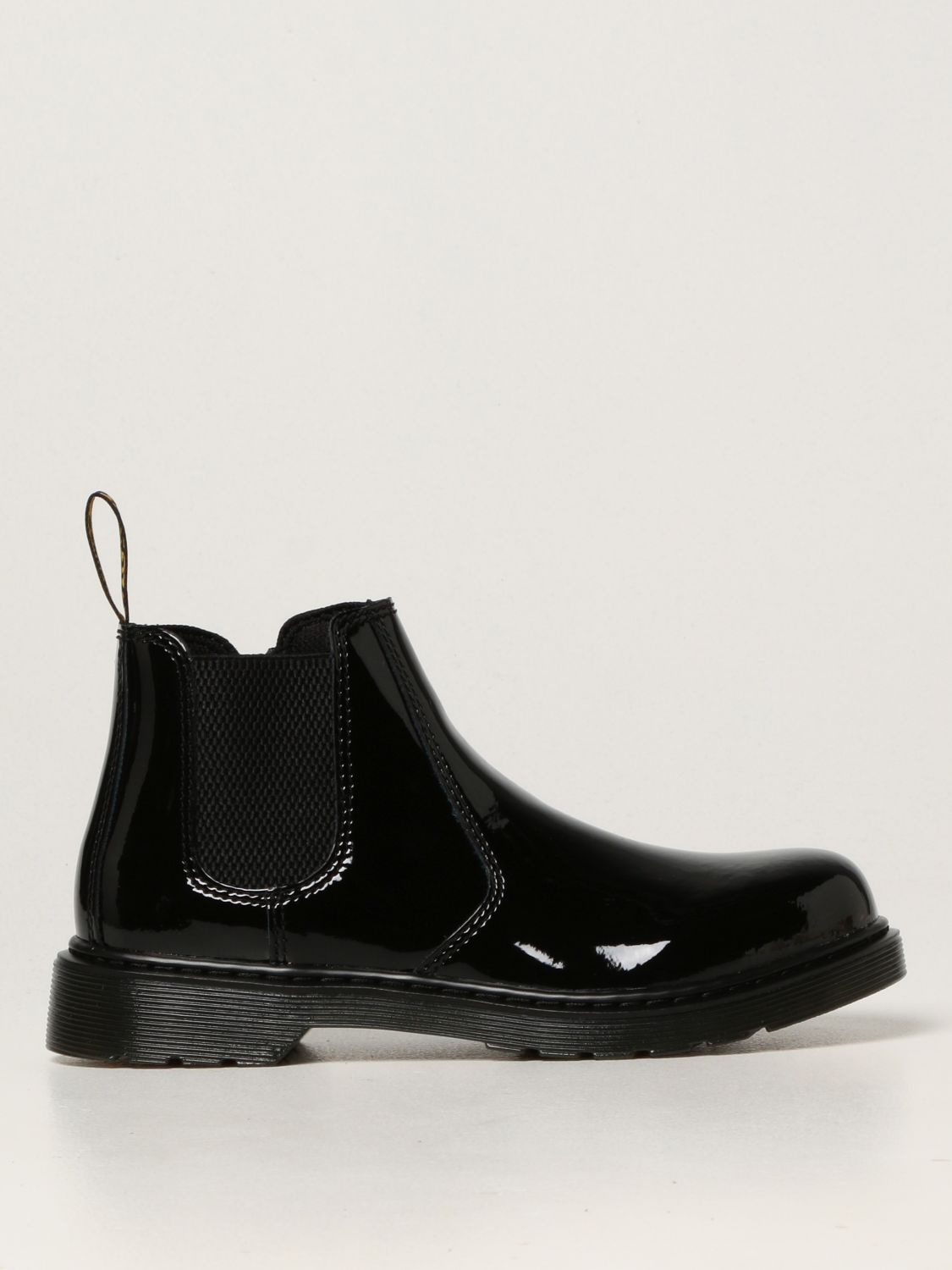 Shoes Dr. Martens: 2976 Y Dr. Martens Chelsea boots in patent leather black 1