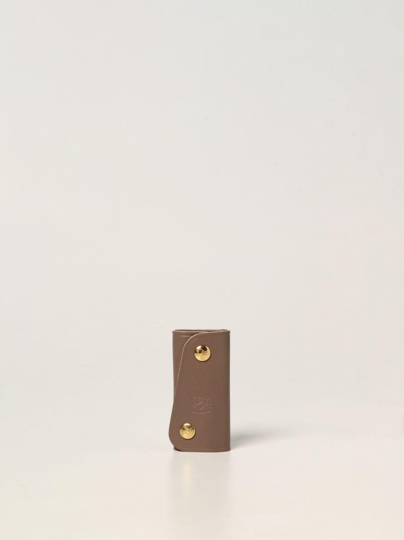 Schlüsselanhänger Il Bisonte: Schlüsselanhänger damen Il Bisonte taubengrau 1