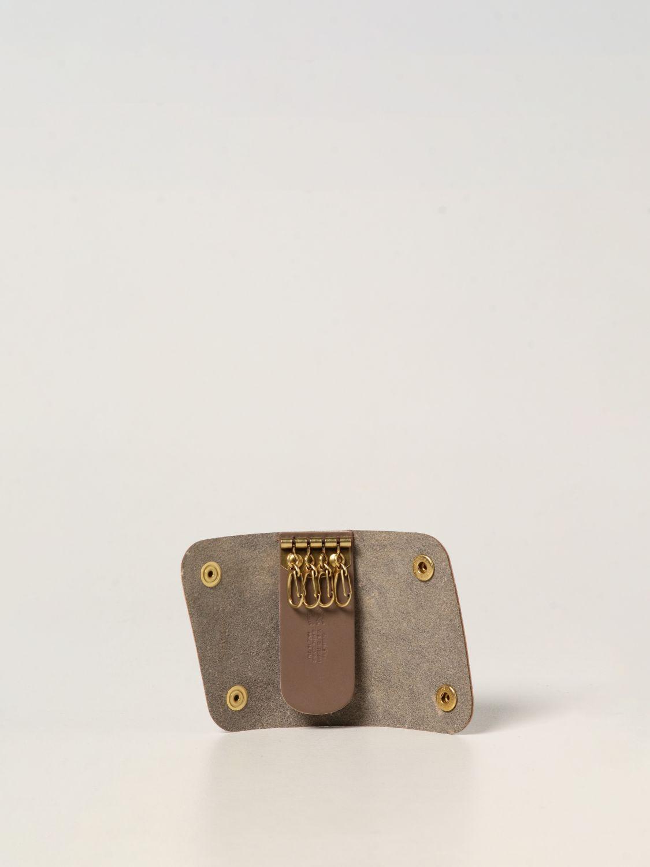 Schlüsselanhänger Il Bisonte: Schlüsselanhänger damen Il Bisonte taubengrau 2