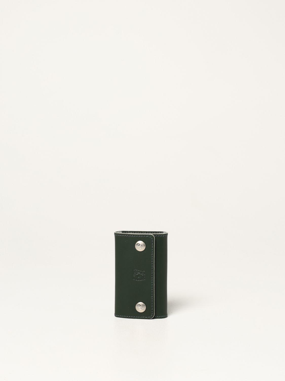Schlüsselanhänger Il Bisonte: Schlüsselanhänger damen Il Bisonte grün 1