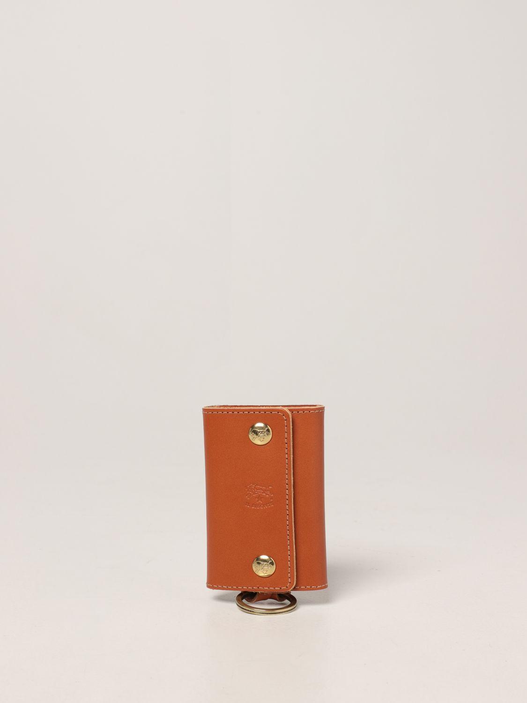 Schlüsselanhänger Il Bisonte: Schlüsselanhänger damen Il Bisonte beige 1