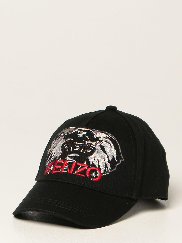 Hat Kenzo Junior: Hat kids Kenzo Junior black 1
