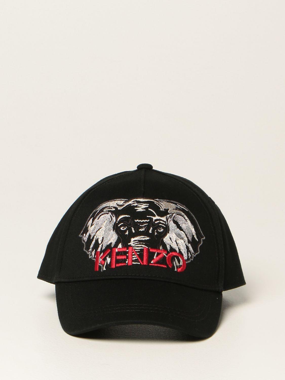 Hat Kenzo Junior: Hat kids Kenzo Junior black 2