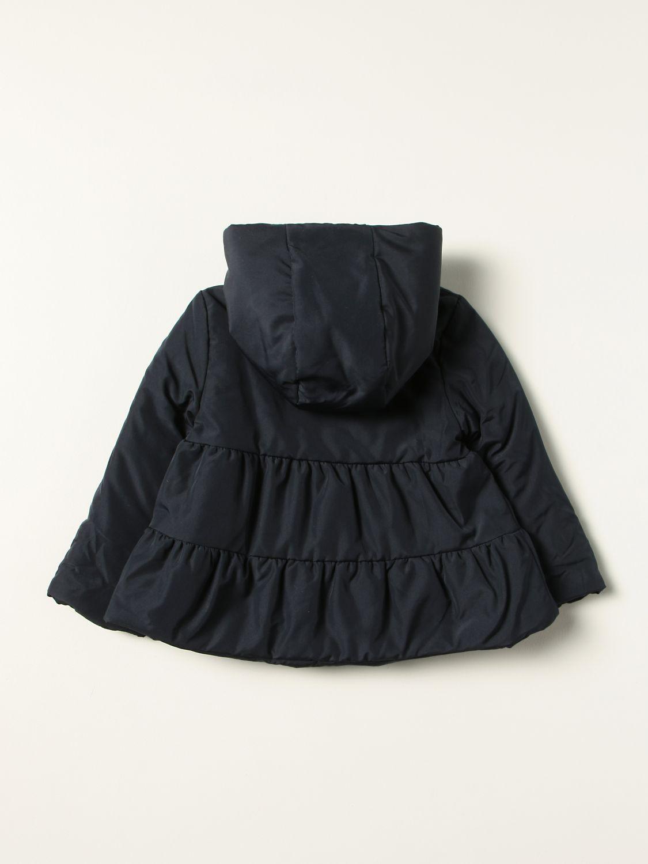 Jacket Il Gufo: Jacket kids Il Gufo blue 2