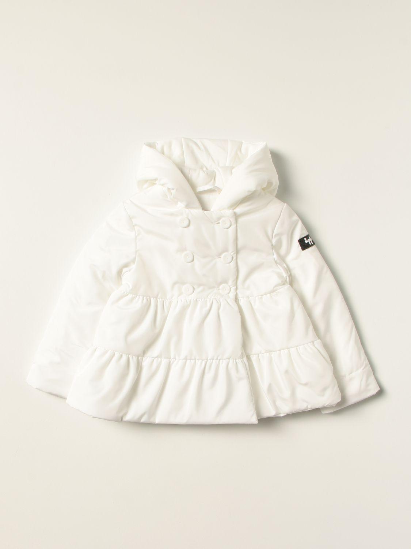 Jacket Il Gufo: Jacket kids Il Gufo yellow cream 1