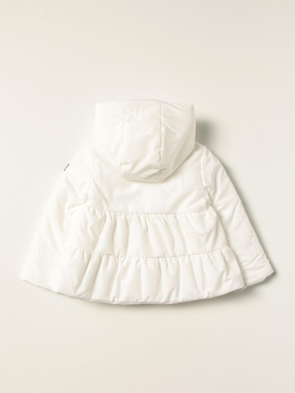 Jacket Il Gufo: Jacket kids Il Gufo yellow cream 2