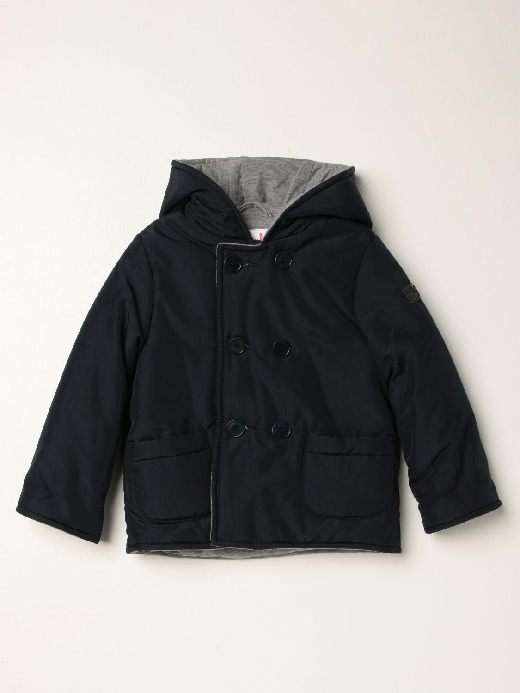 Jacket Il Gufo: Jacket kids Il Gufo blue 1
