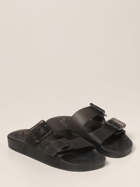 Sandalias planas Balenciaga: Zapatos mujer Balenciaga marrón 2