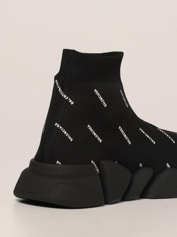 Sneakers Balenciaga: Sneakers Speed 2.0 Balenciaga a calza nero 3