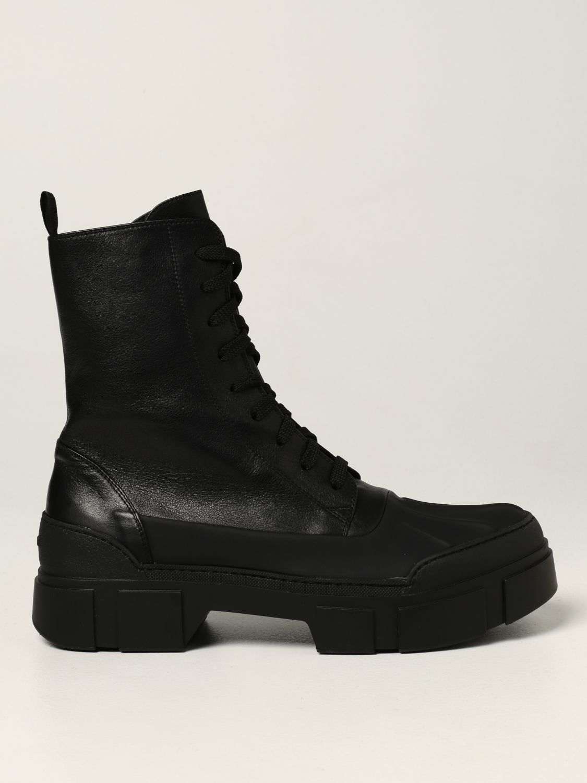 Stiefeletten Vic Matiè: Schuhe herren Vic MatiÈ schwarz 1