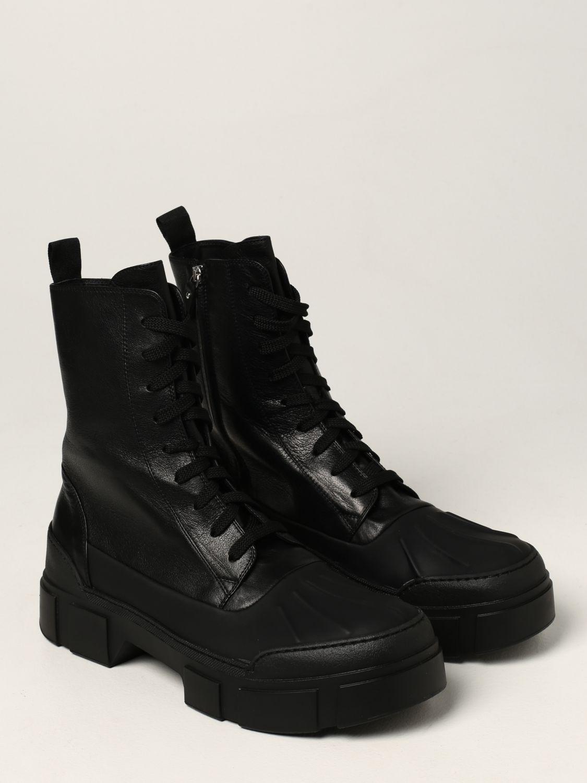 Stiefeletten Vic Matiè: Schuhe herren Vic MatiÈ schwarz 2