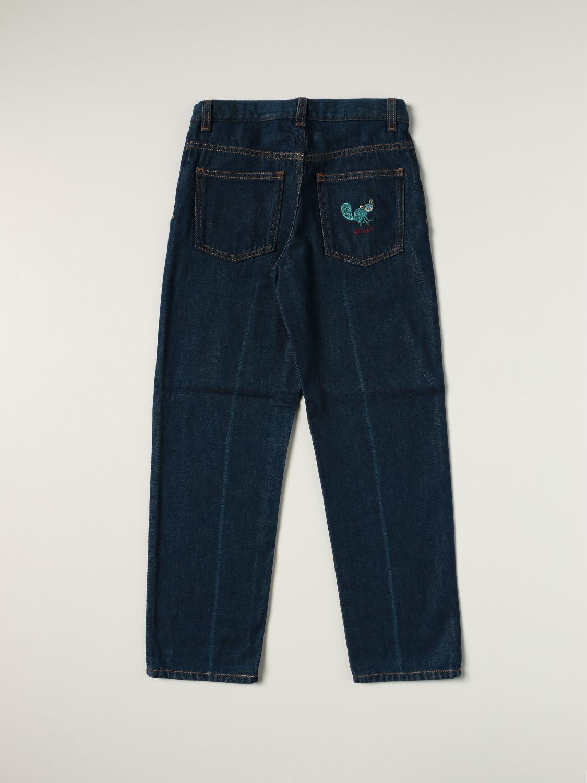 Jeans Gucci: Jeans Freya Hartas Gucci a 5 tasche denim 2