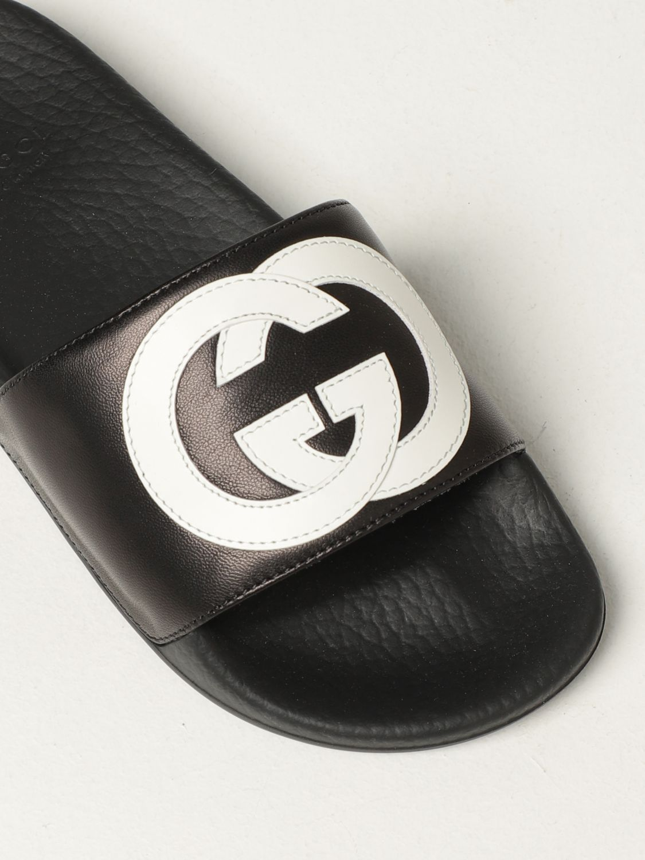 Обувь Gucci: Обувь Детское Gucci черный 4