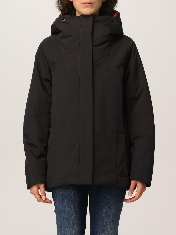 Napapijri Jacket  Women Color Black