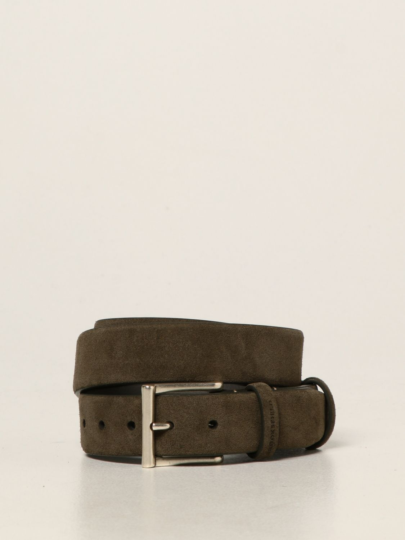 Cinturón Brooksfield: Cinturón hombre Brooksfield gris 1