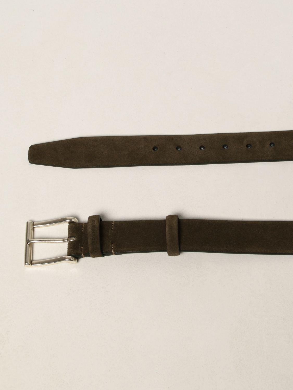 Cinturón Brooksfield: Cinturón hombre Brooksfield gris 2