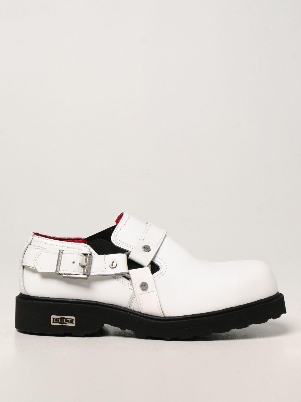 Zapatos Cult Bolt: Zapatos hombre Cult Bolt blanco 1