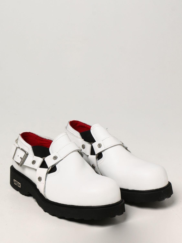 Zapatos Cult Bolt: Zapatos hombre Cult Bolt blanco 2