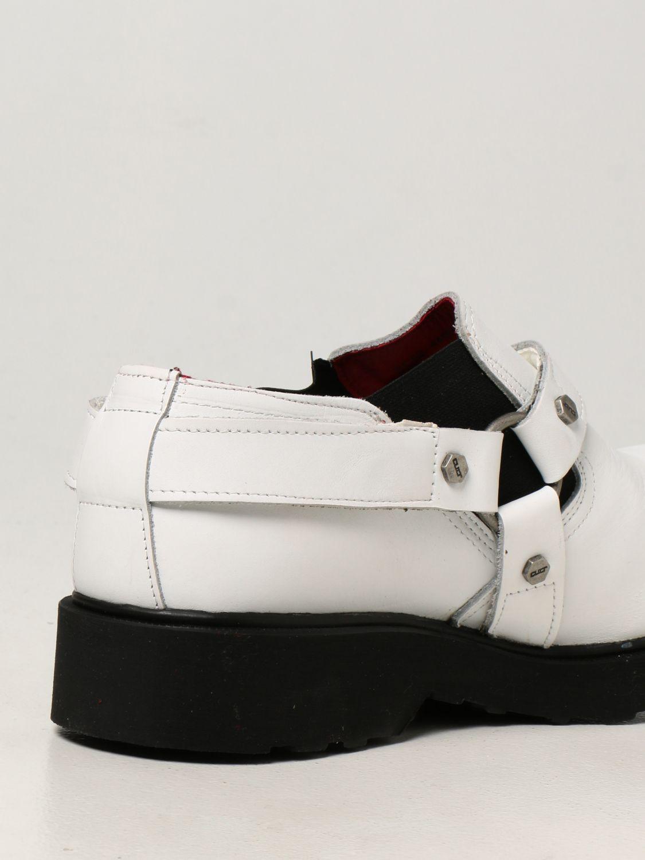 Zapatos Cult Bolt: Zapatos hombre Cult Bolt blanco 3