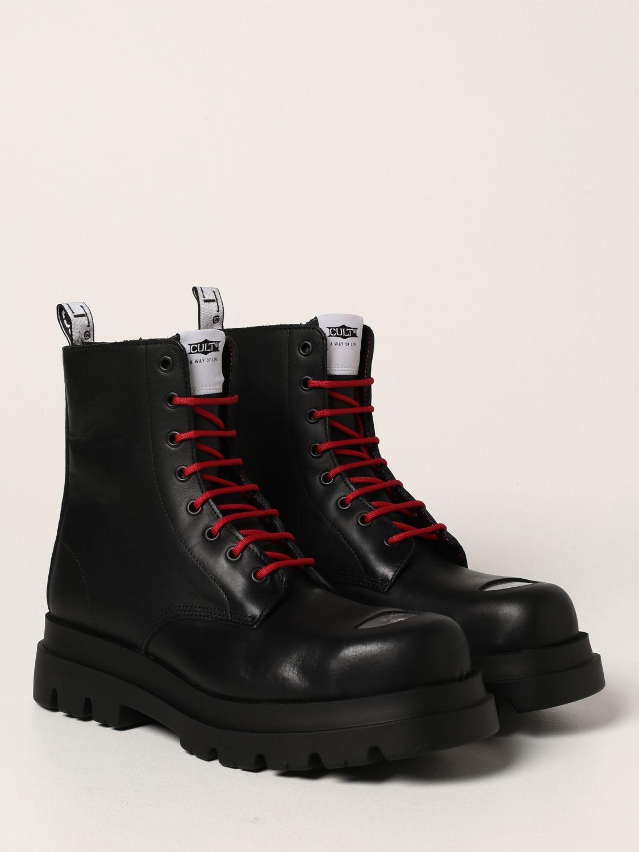 Botas Cult Bolt: Zapatos hombre Cult Bolt negro 2