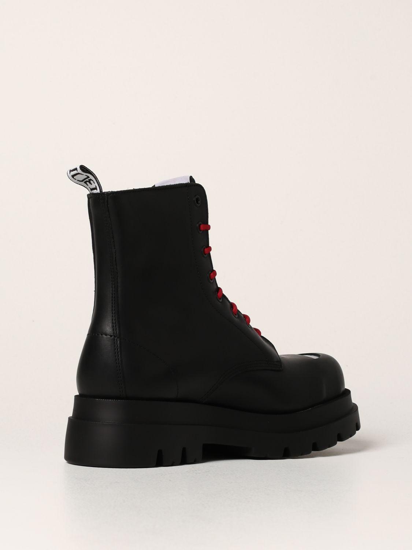 Botas Cult Bolt: Zapatos hombre Cult Bolt negro 3
