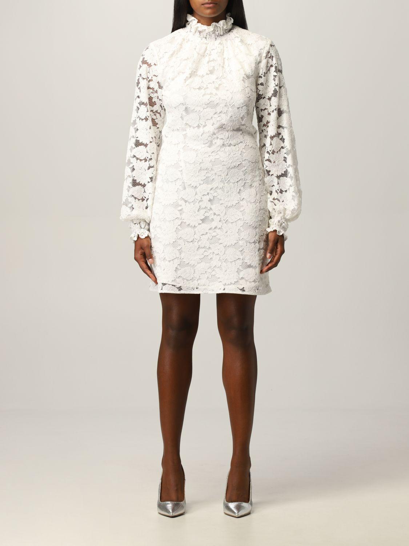 Платье Vanessa Cocchiaro: Платье Женское Vanessa Cocchiaro белый 1