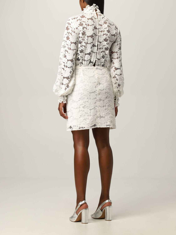 Платье Vanessa Cocchiaro: Платье Женское Vanessa Cocchiaro белый 2