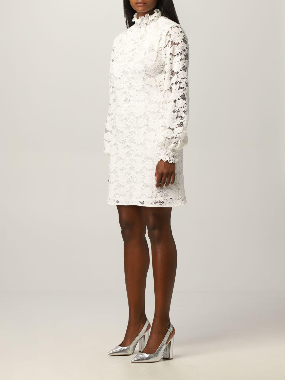 Платье Vanessa Cocchiaro: Платье Женское Vanessa Cocchiaro белый 3