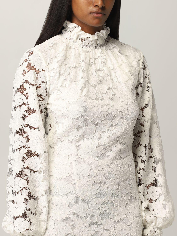 Платье Vanessa Cocchiaro: Платье Женское Vanessa Cocchiaro белый 4