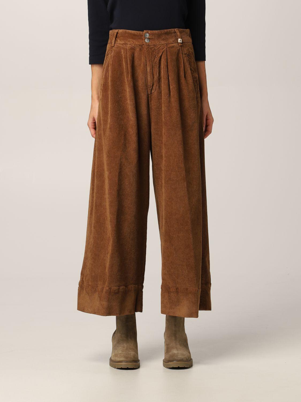 Myths Pants  Women Color Brown