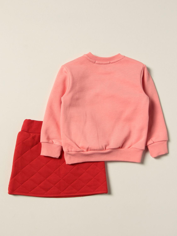 Jumpsuit Msgm Kids: Jumpsuit kids Msgm Kids pink 2
