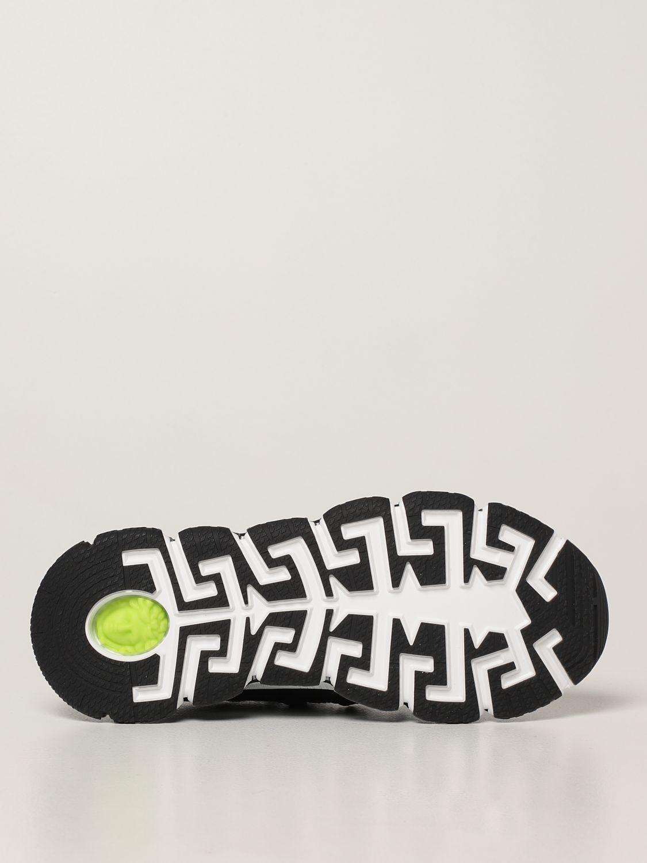 Sneakers Versace: Sneakers Trigreca Versace in nylon moro 5