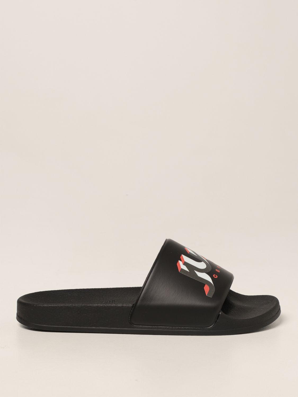 Flache Sandalen Just Cavalli: Schuhe damen Just Cavalli schwarz 1