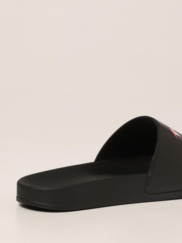 Flache Sandalen Just Cavalli: Schuhe damen Just Cavalli schwarz 3