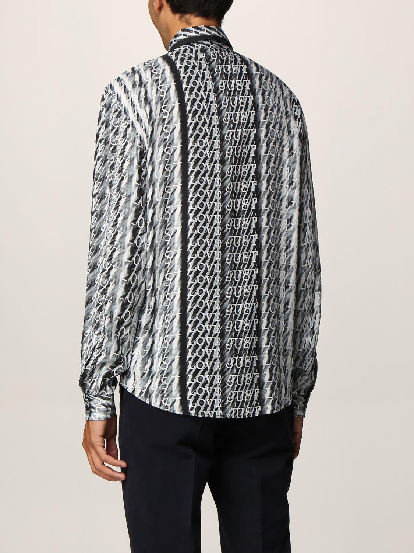 Camisa Just Cavalli: Camisa hombre Just Cavalli negro 2