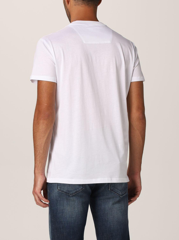 T-shirt Pmds: T-shirt homme Pmds blanc 2